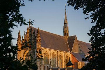 Église des Highlands de Leyde sur Dirk van Egmond
