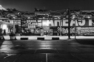 Skatepark Area 51 Eindhoven, Nederland
