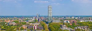 Panorama Westpoint te Tilburg van Anton de Zeeuw