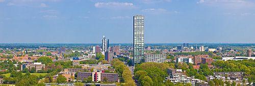 Panorama Westpoint te Tilburg van
