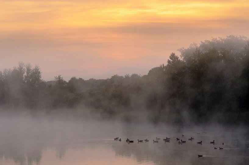 Mystique Sunrise van Richard Guijt Photography
