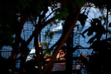 Verborgen restaurant boven de zee van t.ART