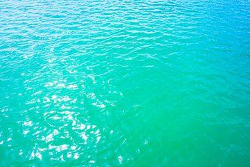 Wateroppervlak van Günter Albers
