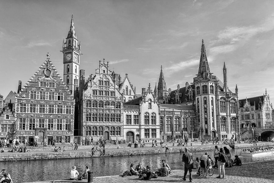 Graslei in Gent(B)