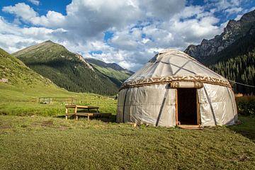 Yurt van Julian Buijzen