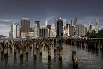 East River    New York van Kurt Krause