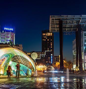 Eindhoven City van Alex Maas