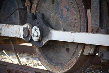 treinwiel van marijke servaes