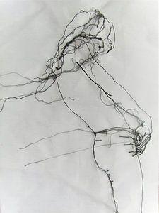 21 – figurative Zeichnung