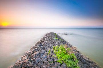 Pastel Sunset von Jenco van Zalk