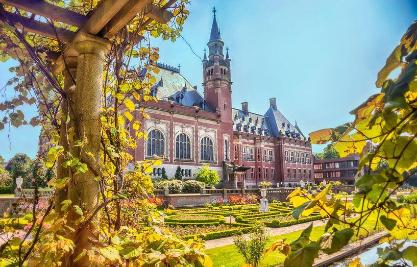 Vredespaleis in Den Haag van Ariadna de Raadt
