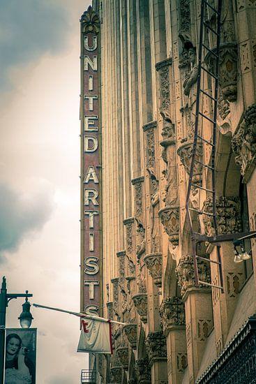 Los Angeles, reclameboren op Broadway van Inge van den Brande