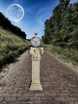 Die Zeit ist auf meiner Seite von Yvonne Smits