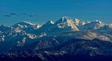 himalayas nepal sur rene schuiling
