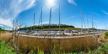 Panorama Hafen Seedorf, Insel Rügen von GH Foto & Artdesign