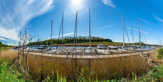 Panorama Hafen Seedorf, Insel Rügen