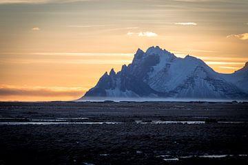 Stoksness bei Sonnenuntergang von Julian Buijzen