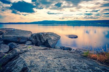 Fryken meer, Värmland van Bart Sallé