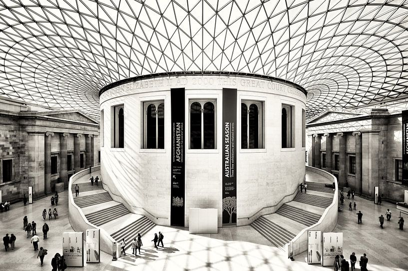 British Museum von Bert Beckers