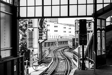 Metro Berlin II von Jacob Perk