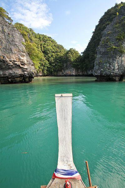Unterwegs in der Phang Nga Bucht von Levent Weber