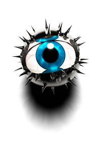 Chrome Chestnut Eye van