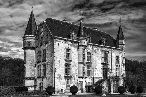 Kasteel Schaloen, Valkenburg van