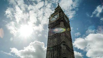 Big Ben Londen van Barbara Koppe