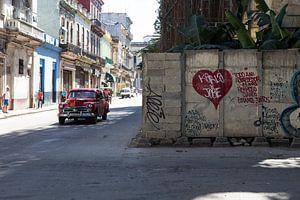 Havana, Cuba van