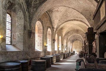 Altes Gewölbe im Zisterzienserkloster Eberbach sur Christian Müringer