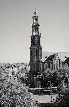 Westertoren Amsterdam sur Tom Elst