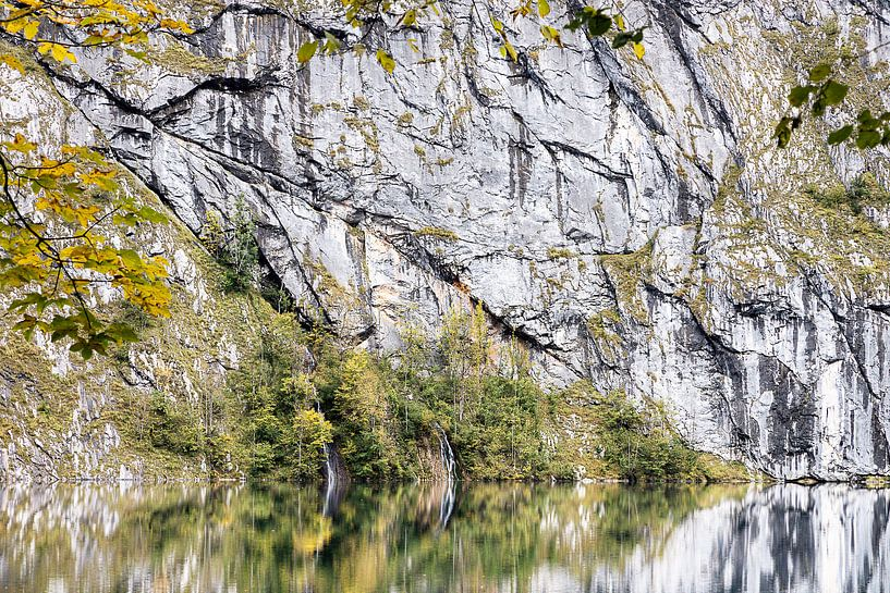 Obersee III von Michael Schulz-Dostal