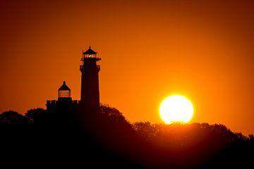 Lever du soleil au cap Arkona sur Martin Wasilewski