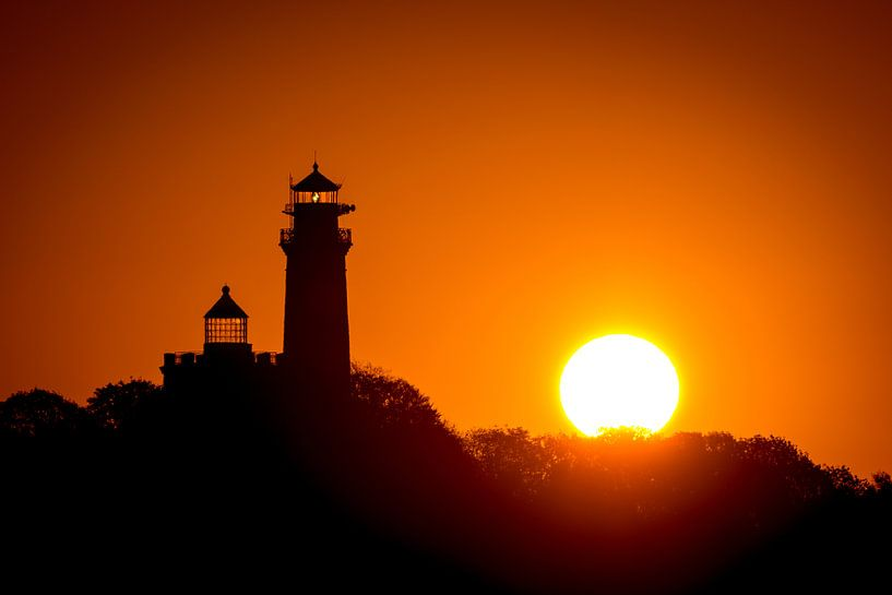 Sonnenaufgang am Kap Arkona von Martin Wasilewski