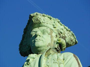 Ruiterstandbeeld van hertog Carl Wilhelm Ferdinand van Ralf Schroeer