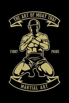 Muay Thai Boxing van Felix Brönnimann