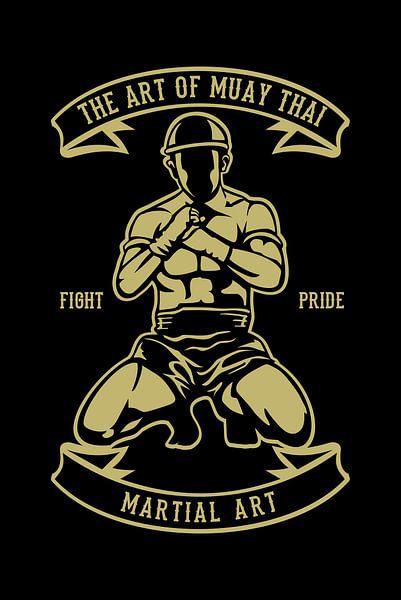 Muay Thai Boxing von Felix Brönnimann