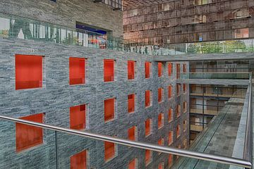 Instituut voor Beeld & Geluid Hilversum van Peter Bartelings Photography