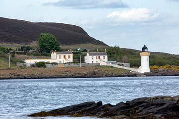 Vuurtoren Holy Isle (Schotland)