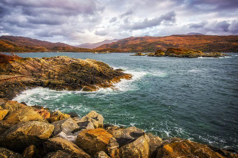 Scotland & Nature van Steven Dijkshoorn