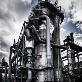 Industrial Monument van Ben Willemsen