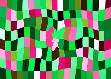 Cuby Club Greens van Caroline Lichthart
