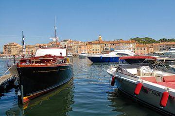 Haven Saint-Tropez sur Michel Groen
