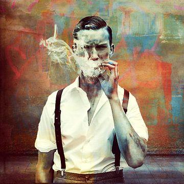 Smoking  von Marja van den Hurk