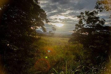 Sonnenaufgang in Costa Rica von MM Imageworks