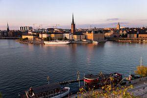 Stockholm, die Stadt voller schöner Architektur