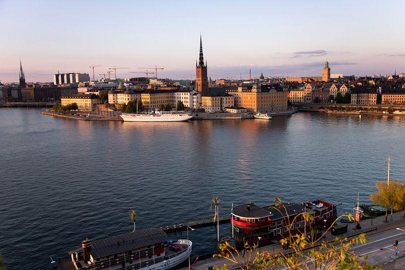 Stockholm, die Stadt voller schöner Architektur von Karijn | Fine art Natuur en Reis Fotografie