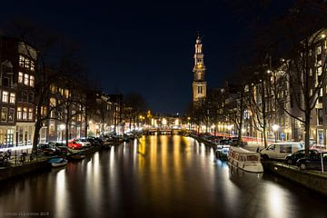 Een avond in Amsterdam sur jeroen akkerman