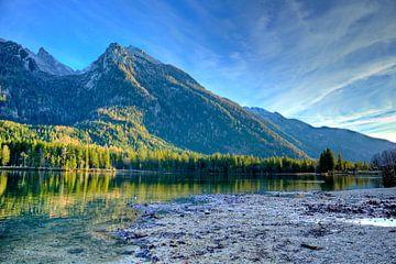 Promenade du lac Hintersee sur Roith Fotografie