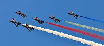 Aerobatics sur Rogier Vermeulen